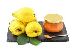 Quince Stock Photography