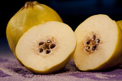 Quince fruit Stock Photo