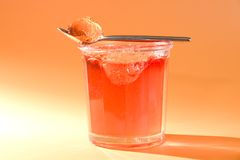 Quince jam Stock Image