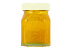Quince jelly Stock Image