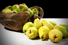 Quince still life Royalty Free Stock Photos