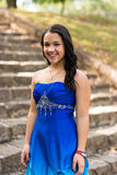 Quinceanera Dress Stock Photo