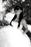 Quinceanera-Geburtstags-Mädchen Lizenzfreie Stockfotos