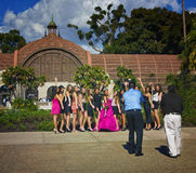 Quinceanera, San Diego California Royalty Free Stock Photos