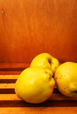 Quinces Royalty Free Stock Photo