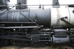 Quincy Copper Mine Royalty-vrije Stock Afbeelding
