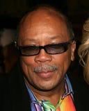 Quincy Jones Stock Images