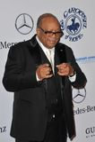 Quincy Jones Royalty Free Stock Photography