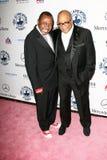 Quincy Jones, Ben Vereen Royalty Free Stock Photo