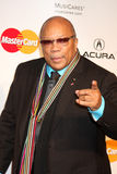 Quincy Jones Stock Photography