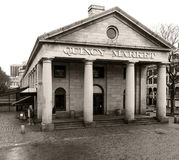 Quincy Market Stock Image