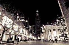 Quincy Market, Boston, MA Royalty Free Stock Photography