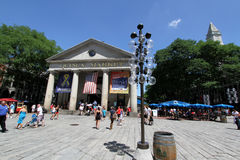 Quincy Market Boston MA Royalty Free Stock Images