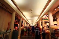 Quincy marknad Boston arkivfoton