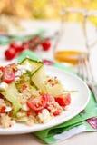 quinoa σαλάτα Στοκ εικόνα με δικαίωμα ελεύθερης χρήσης