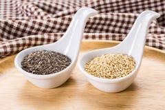 Quinoa σπόρος Στοκ εικόνες με δικαίωμα ελεύθερης χρήσης
