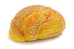 Quinoa ψωμί που απομονώνεται Στοκ Εικόνες