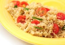 Quinoa Fotografia Stock