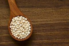 Σκαμένο Quinoa Στοκ εικόνα με δικαίωμα ελεύθερης χρήσης