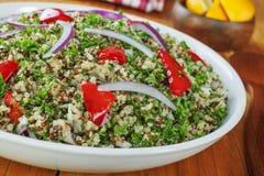 Quinoa and Amaranth Salad stock photography