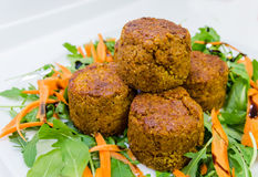 Quinoa Balls Royalty Free Stock Images