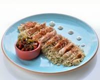Quinoa de stijl van Trinidad Royalty-vrije Stock Foto