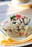 Quinoa Feta Salad Royalty Free Stock Photos