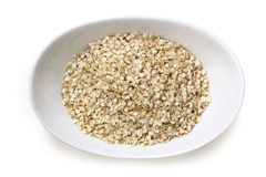Quinoa Flakes Stock Photography