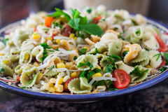 Quinoa fresh salad Royalty Free Stock Photos