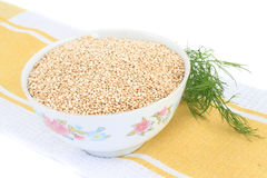 Quinoa grain Stock Photos
