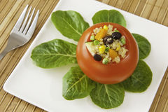 Quinoa Salad Appetizer Royalty Free Stock Image