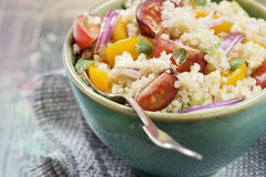 Quinoa Salad Royalty Free Stock Photos