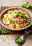 Quinoa Salad stock images