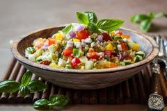Quinoa Salad Royalty Free Stock Photo