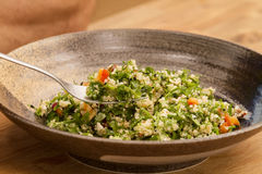 Quinoa Salad Royalty Free Stock Images
