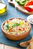Quinoa salad Stock Photography