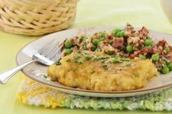 Quinoa salad Royalty Free Stock Photos