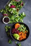 Quinoa salade royalty-vrije stock foto's