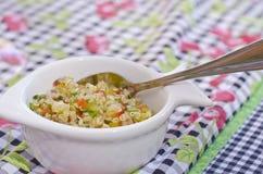 Quinoa Salsa Stock Images