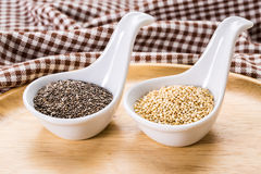 Quinoa seed Royalty Free Stock Images