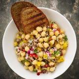 Quinoa tabbouleh Στοκ εικόνα με δικαίωμα ελεύθερης χρήσης