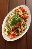 Quinoa tabouleh Royalty Free Stock Image