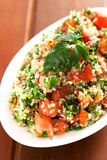 Quinoa tabouleh Royalty Free Stock Photography
