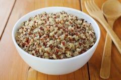 Quinoa und Amarant stockbilder