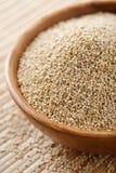 Quinoa zaden Stock Afbeeldingen