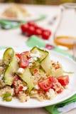 quinoa zdrowa sałatka Zdjęcia Stock