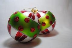 Quinquilharia 3 do Natal Imagem de Stock
