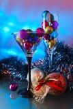 Quinquilharias do Natal foto de stock royalty free
