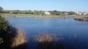 Quinta делает Lago Стоковая Фотография