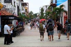 Quinta Avenida Fotografering för Bildbyråer